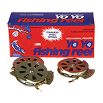 Yo-Yo Fishing Reel