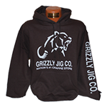 Grizzly Jig Custom Hoodies