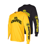 Mr. Crappie High-Vis Long Sleeve Shirt