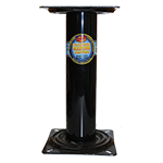 "13"" Fixed Height Pedestal"