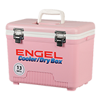Pink Cooler/Dry Boxes