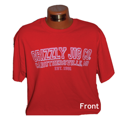 Grizzly Jig Co. T-Shirt