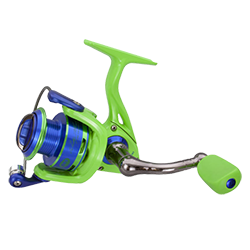 Wally Marshall Speed Shooter Spinning Reel