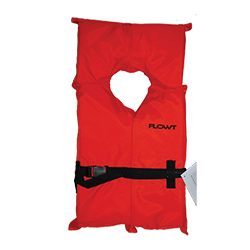Life Jacket I-Belt Orange