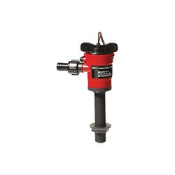 Inline Livewell Aeration Pump