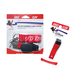 Jig Eye Cleaner w/ Line Cutter Kit